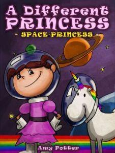 A Different Princess Space Princess
